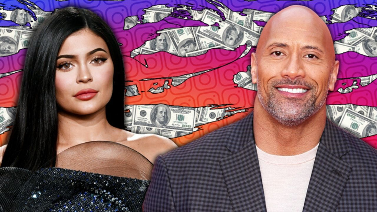 The top-earning celebrities from Instagram have been announced!