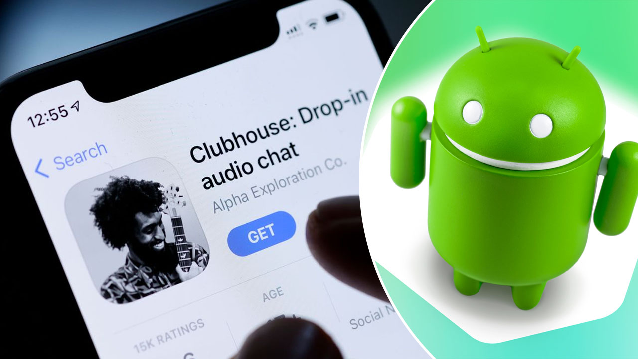 'Clubhouse Android' ready: here's the exciting sharing