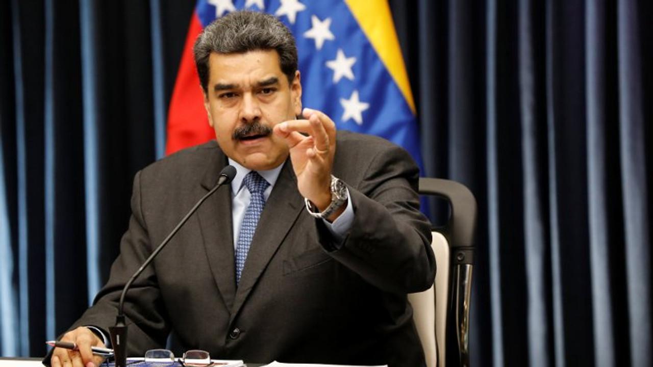 Facebook closes Venezuelan President's account