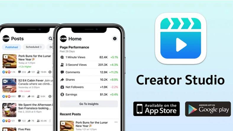 'Facebook Creator Studio' Has Arrived On Mobile Platforms