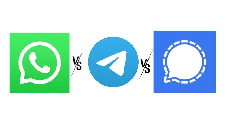 WhatsApp, Telegram and Signal: Which One Should You Use?